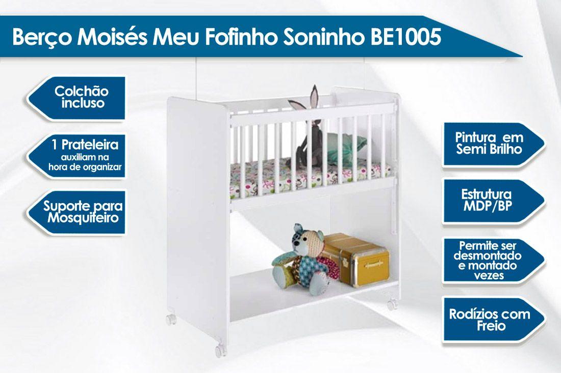 Bedside Sleepers Art In Moveis Soninho BE1005