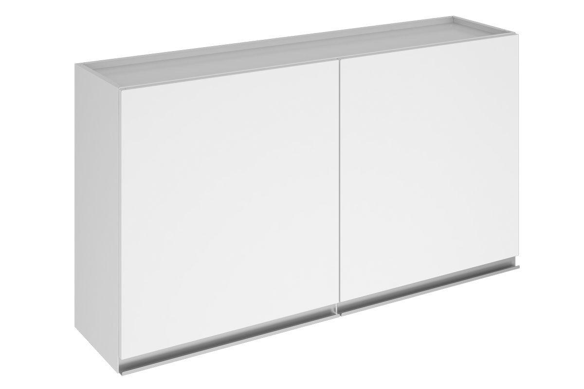 Armário de Cozinha Itatiaia Clarice IP2-120 2 PortasCor Branco