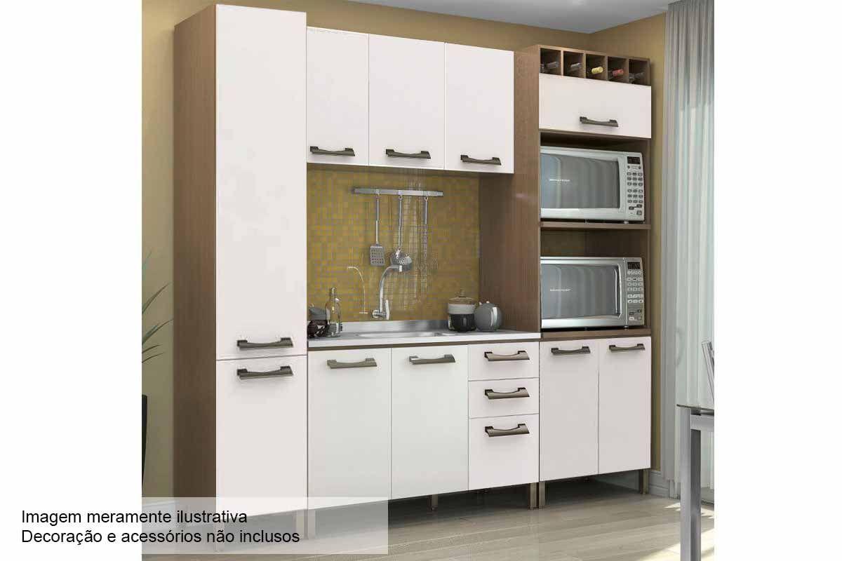 Cozinha Completa Kappesberg Sense C 4 Pe As Cz48 S Pia At 40 Off