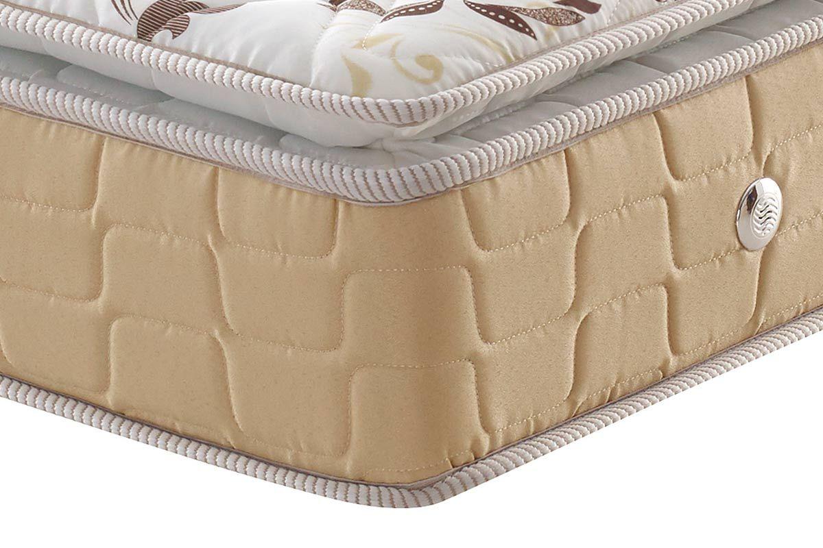Colchão Anjos Espuma D28 Confort Pillow