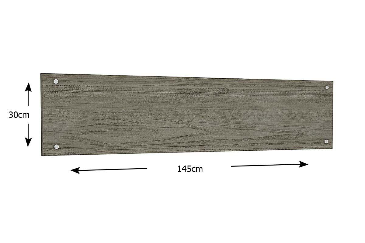Painel de Cama Box Herval Édez PH 1176 145cm (Modulado)