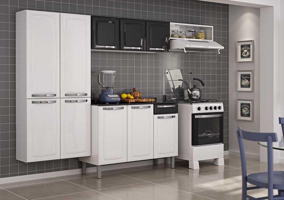 Cozinha Completa Itatiaia Rose A O Coz C Ig3g1 105 At 40 Off