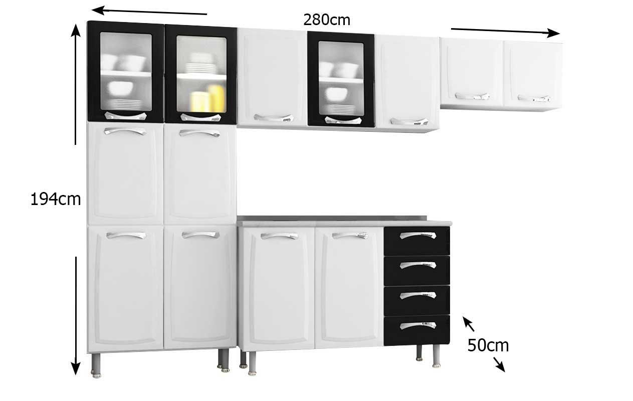 Cozinha Completa Itatiaia Premium Coz 6 Ng A O At 40 Off Filhao Com