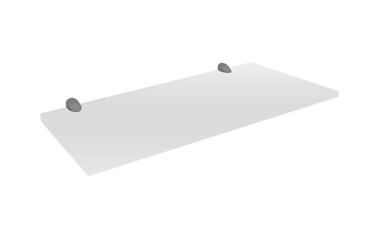 Prateleira de Cozinha Itatiaia Multilinhas IPR-80 Aço com Suporte TucanoCor Branco