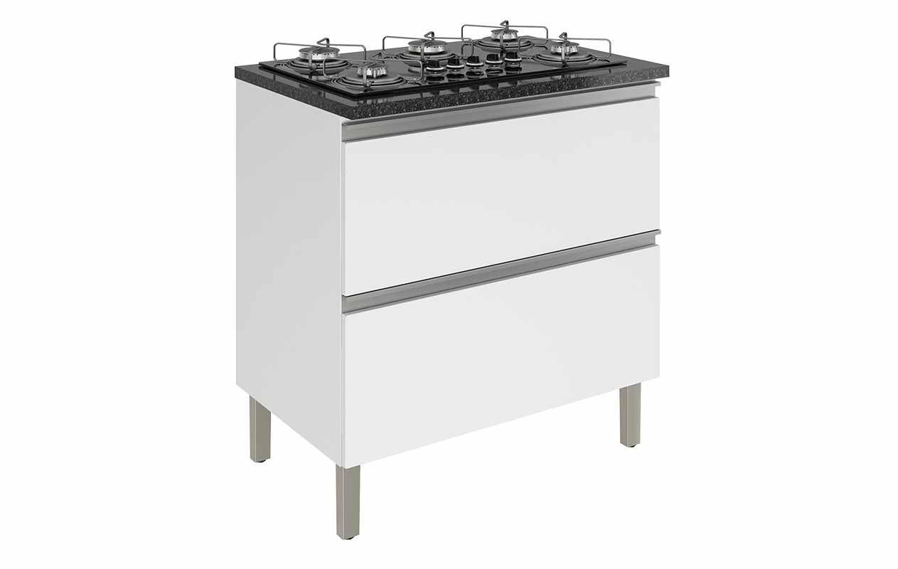 Balc O De Cozinha Itatiaia Clarice Igh1g1 80 5b De A O C Coocktop