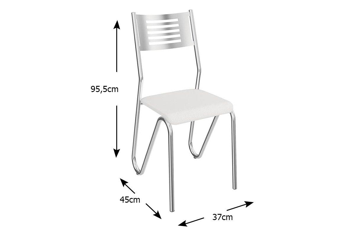Cadeira Kappesberg Nápoles 4C045