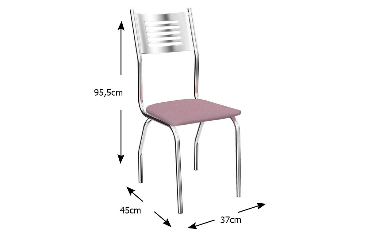 Cadeira Kappesberg Munique 4C047