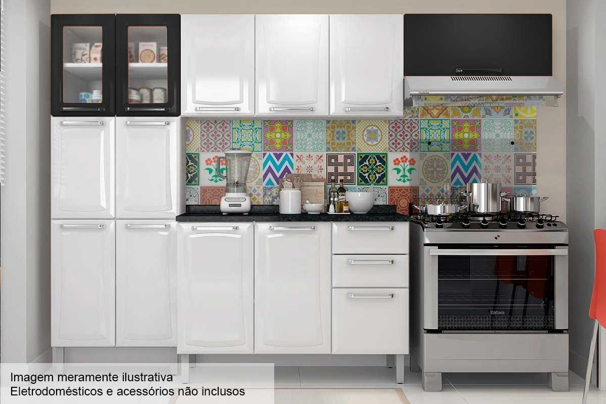 Cozinha Completa Itatiaia Tarsila De A O C 4 Pe As Cz78 At 40 Off