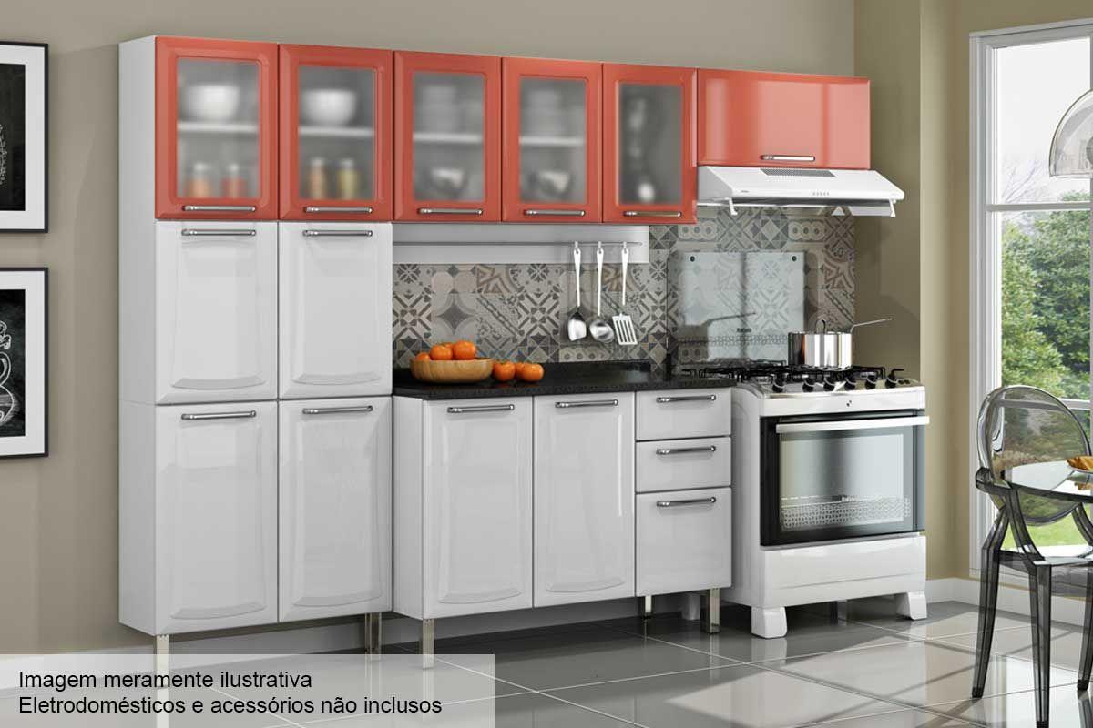 Kit Cozinha Completa Eletrodomesticos Oppenau Info