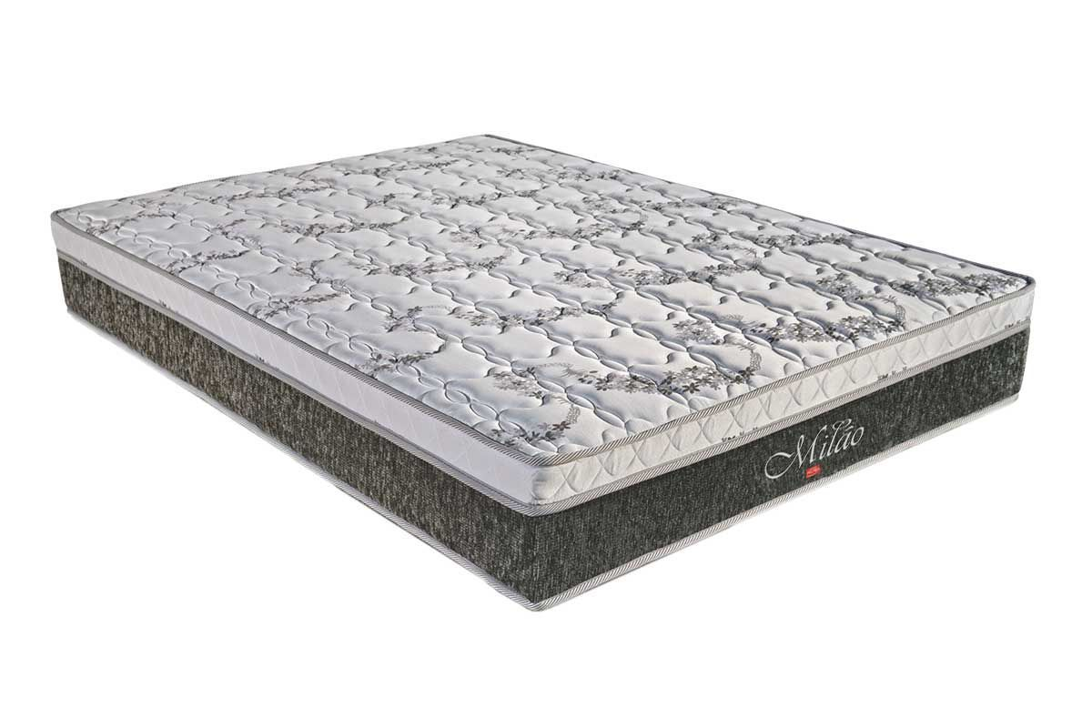 Colchão Pelmex Molas Prolastic MilãoColchão Queen Size - 1,58x1,98x0,30 - Sem Cama Box