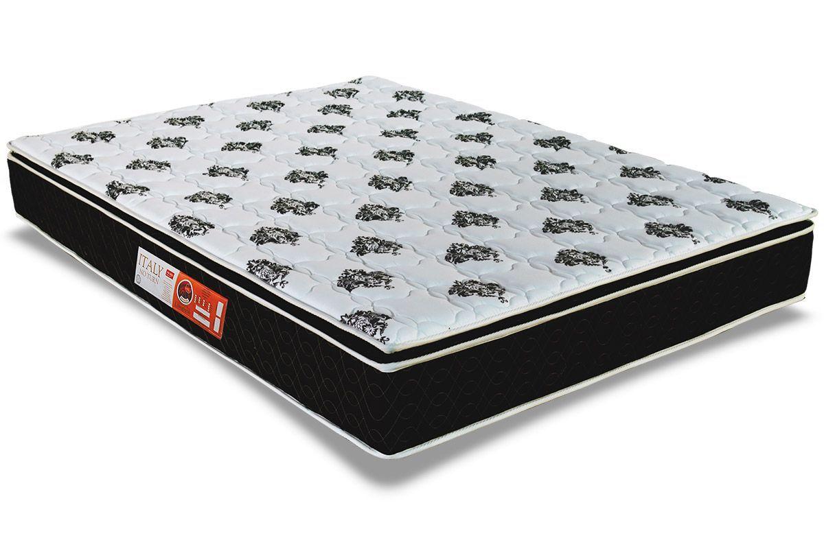 Colchão Pelmex Molas Prolastic ItalyColchão Queen Size - 1,58x1,98x0,24 - Sem Cama Box