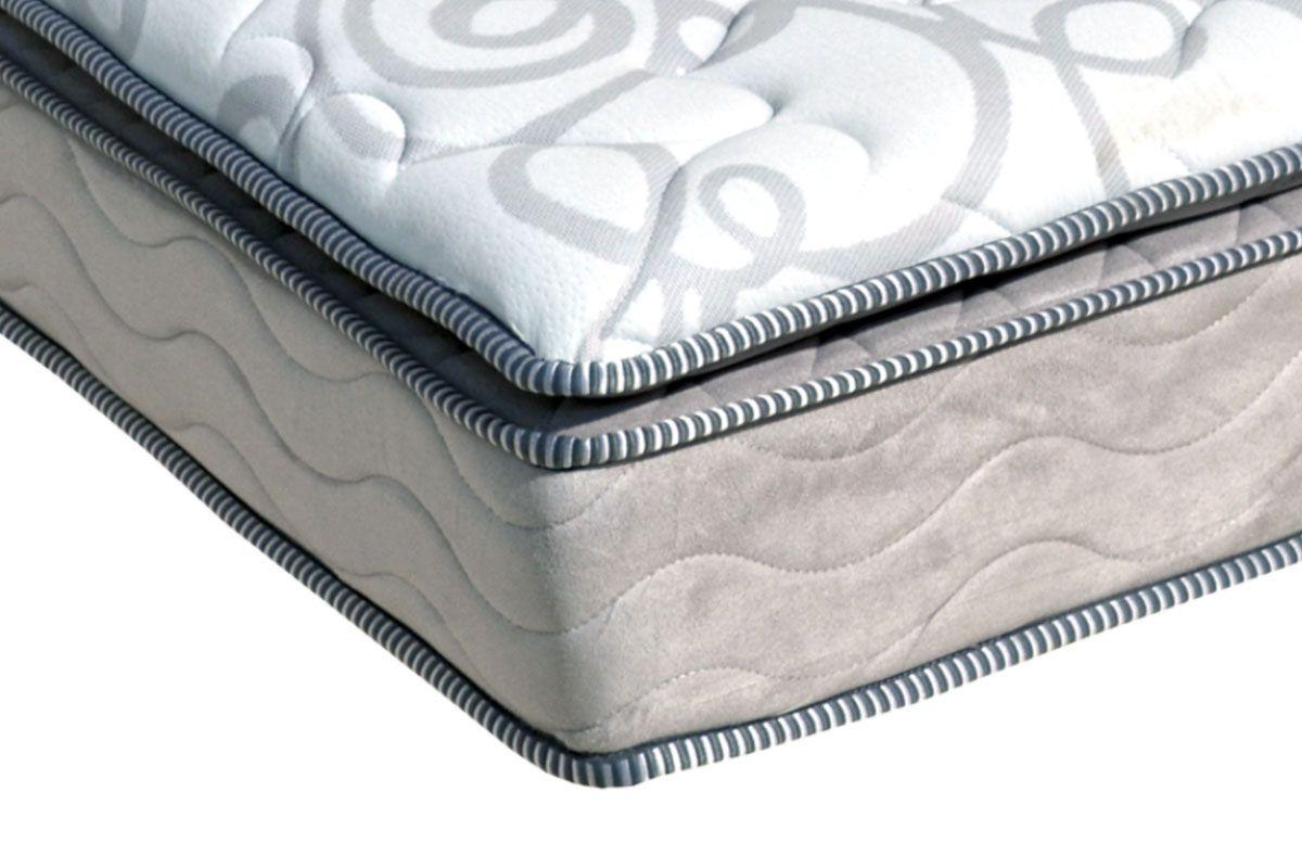 Colchão Pelmex de Espuma D33 Active Premium Extra Firme Pillow Top Selado INMETRO