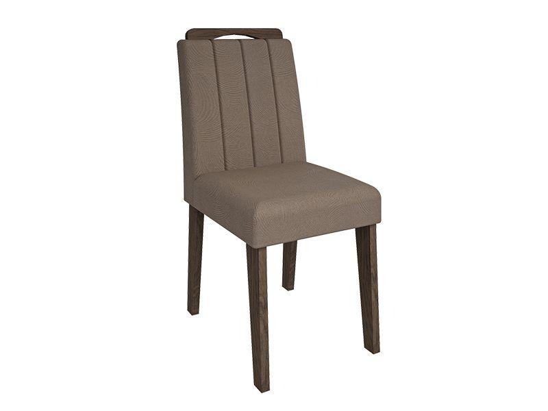 Cadeira Cimol ElisaCor Marrocos- Assento/Encosto Pluma