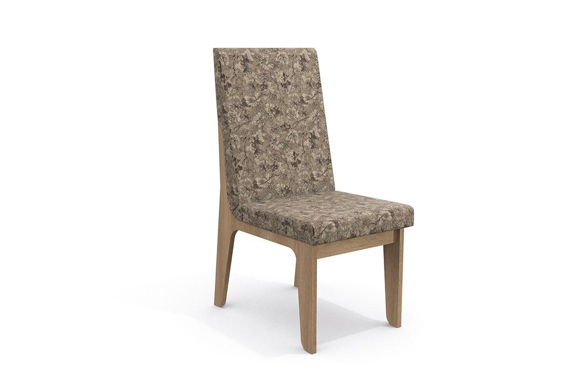 Cadeira Kappesberg Estar 2CAD101 Madeira (2 Unidades)