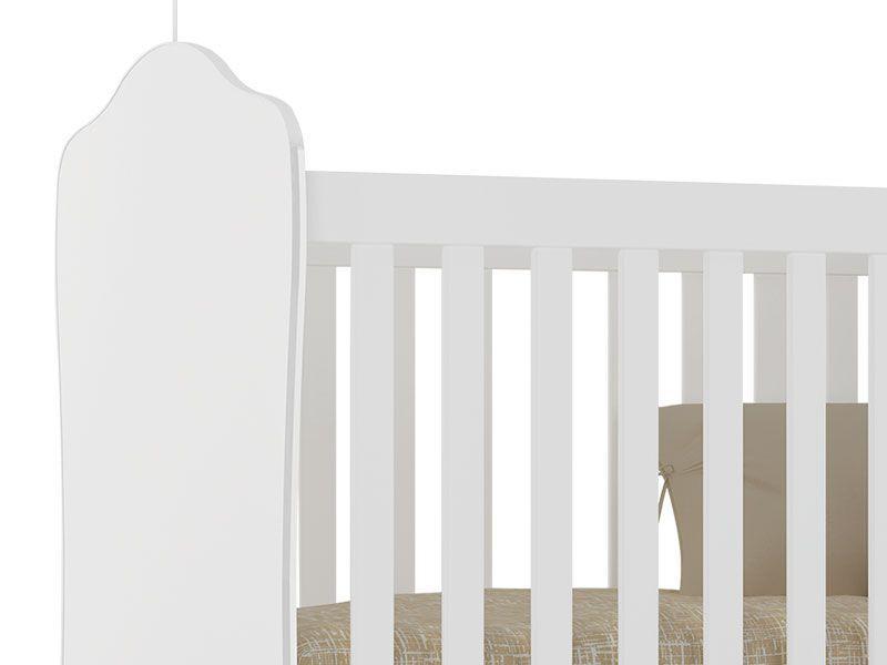 Berço Infantil Henn Arco Íris