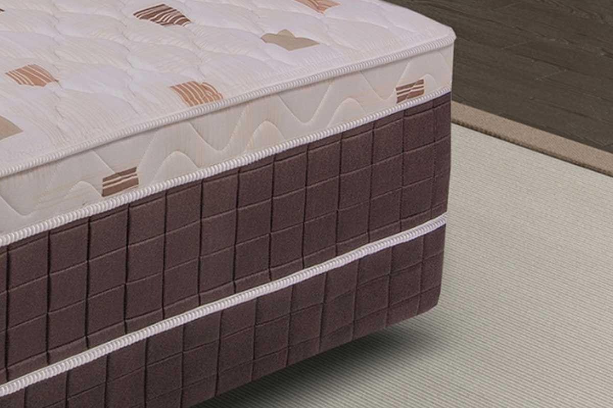 Conjugado Box Kappersberg Molas Verticoil Unique