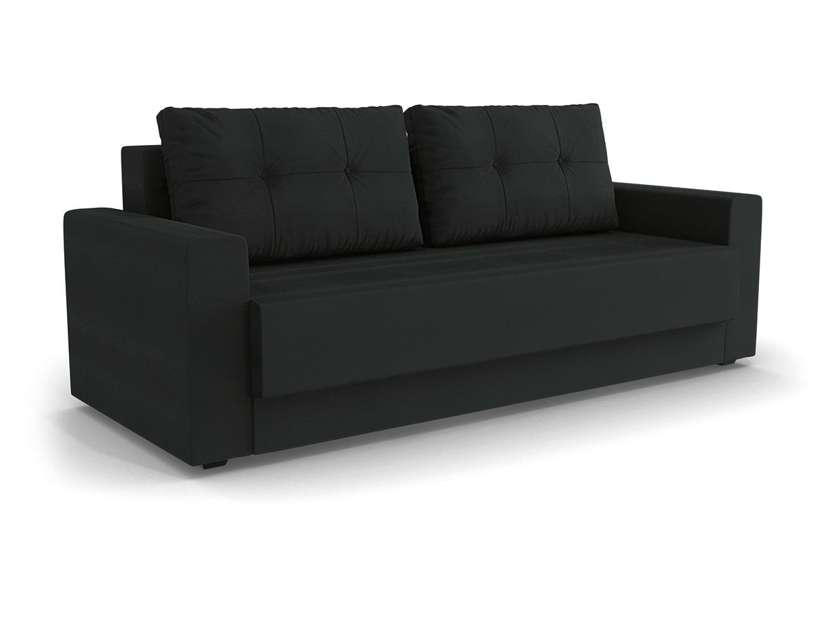 Sofá Cama Kappersberg IpanemaCor Jet Black