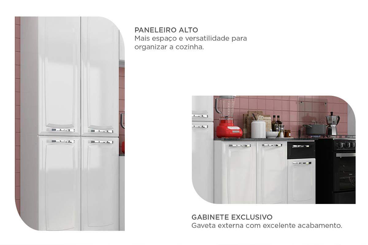 Cozinha Compacta Itatiaia Amanda (COZ)