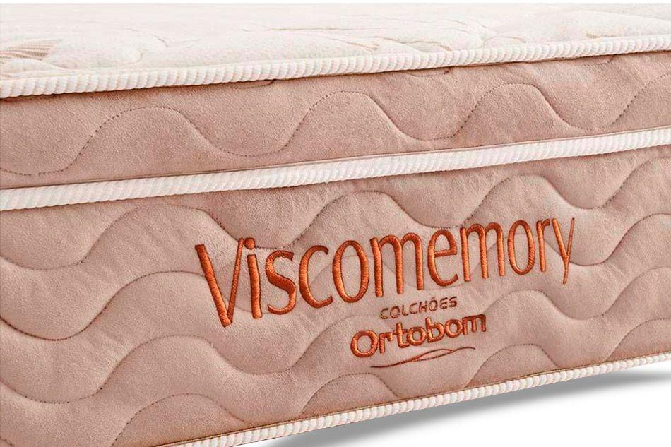 Colchão Ortobom Viscomemory