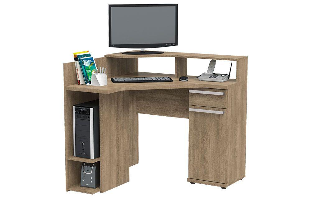 Mesa de Computador Kappesberg S975Cor Nogal