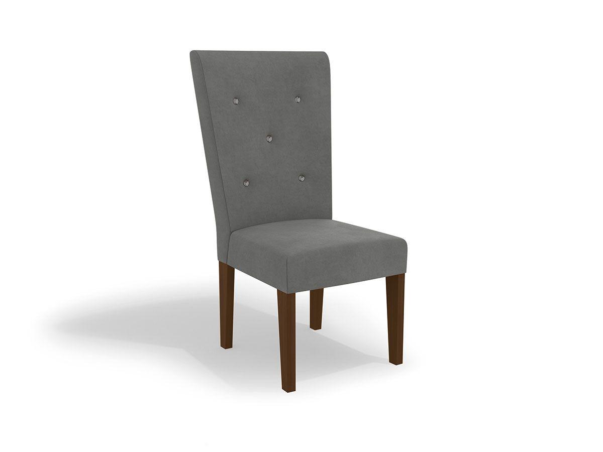 Cadeira Kappesberg Estar 2CAD109 Madeirado (2 Unidades)