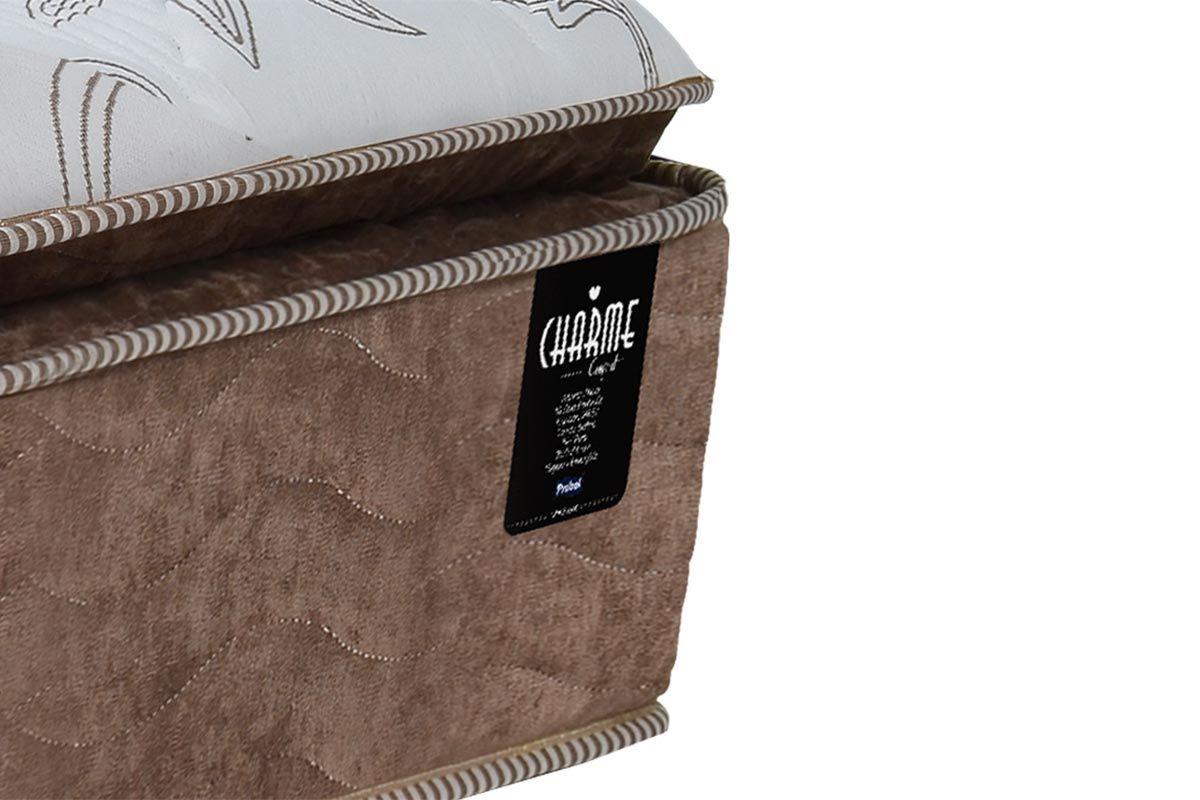 Colchão Probel Molas Prolastic Charme Confort