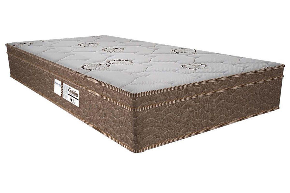Colchão Probel de Molas Pocket ProDormir Evolution Pillow EuroColchão Solteiro - 0,88x1,88x0,28 - Sem Cama Box