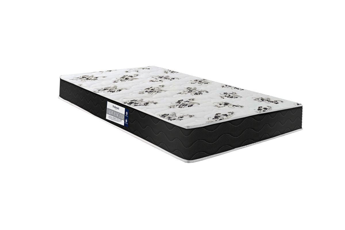 Colchão Probel de Espuma D28 ProDormir Advanced Extra Firme BlackColchão Solteiro - 0,78x1,88x0,18 - Sem Cama Box