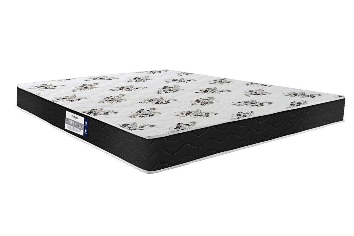 Colchão Probel de Espuma D28 ProDormir Advanced Extra Firme BlackColchão Casal - 1,38x1,88x0,18 - Sem Cama Box