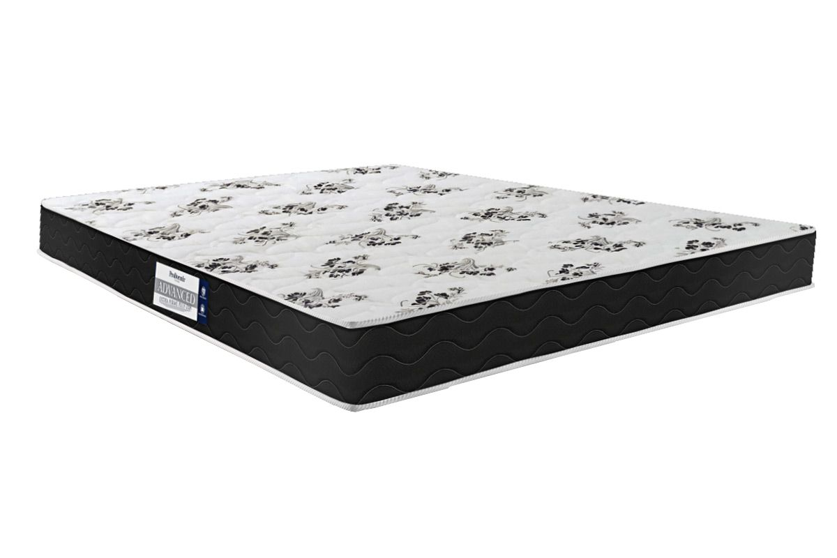 Colchão Probel de Espuma D28 ProDormir Advanced Extra Firme BlackColchão Casal - 1,28x1,88x0,18 - Sem Cama Box