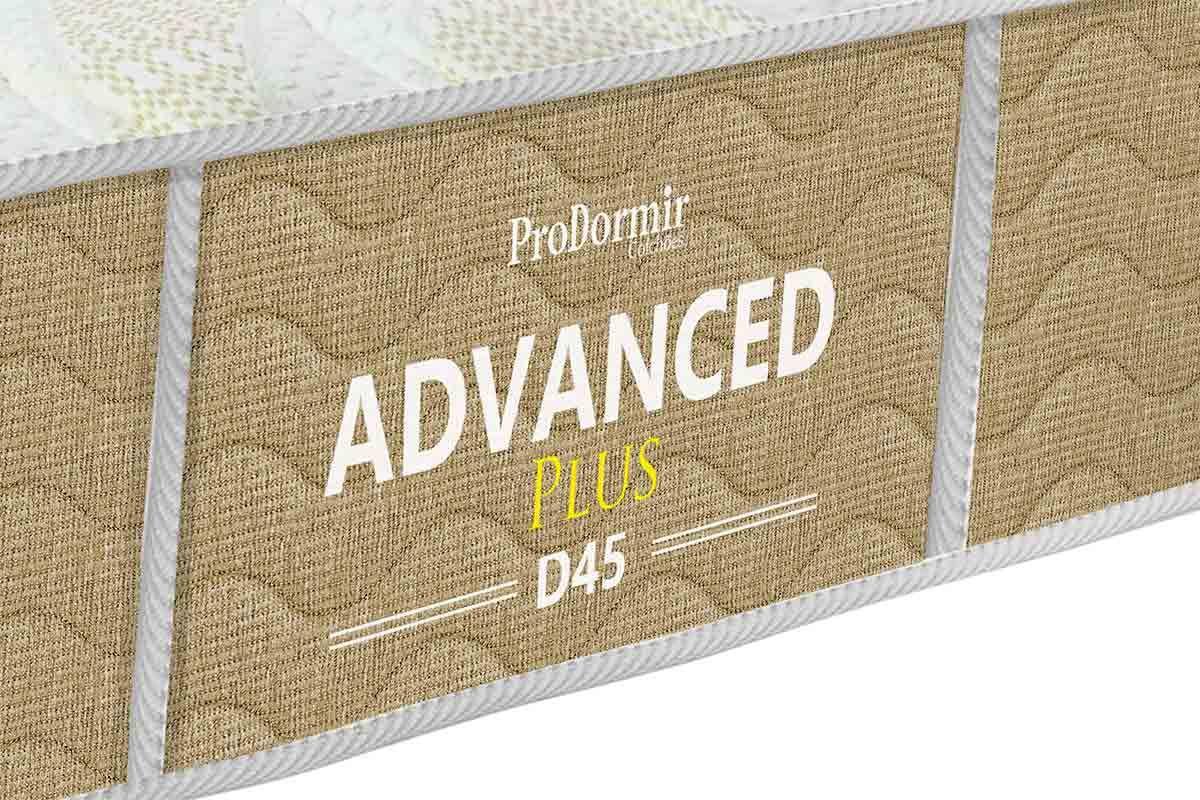 Colchão Probel de Espuma ProDormir Advanced Plus D45 26cm