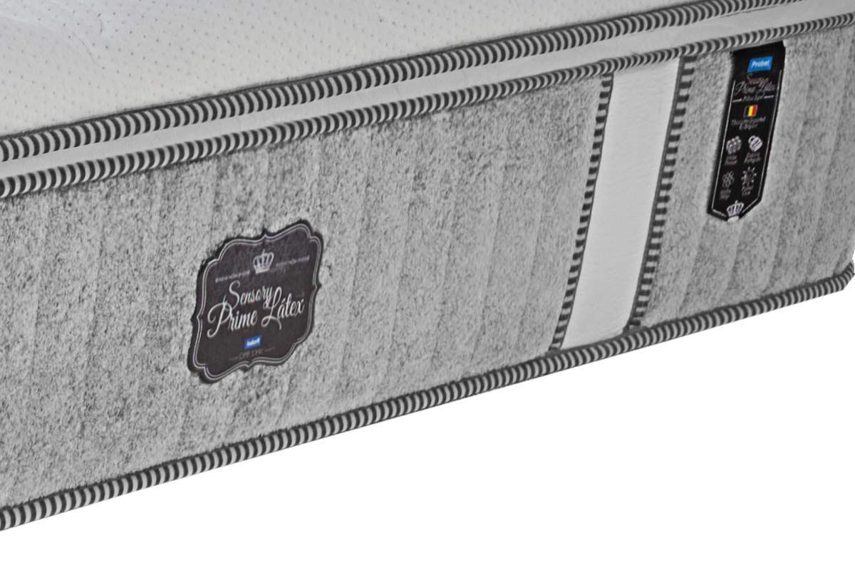 Colchão Probel de Molas Pocket Sensory Prime Látex Pillow Euro