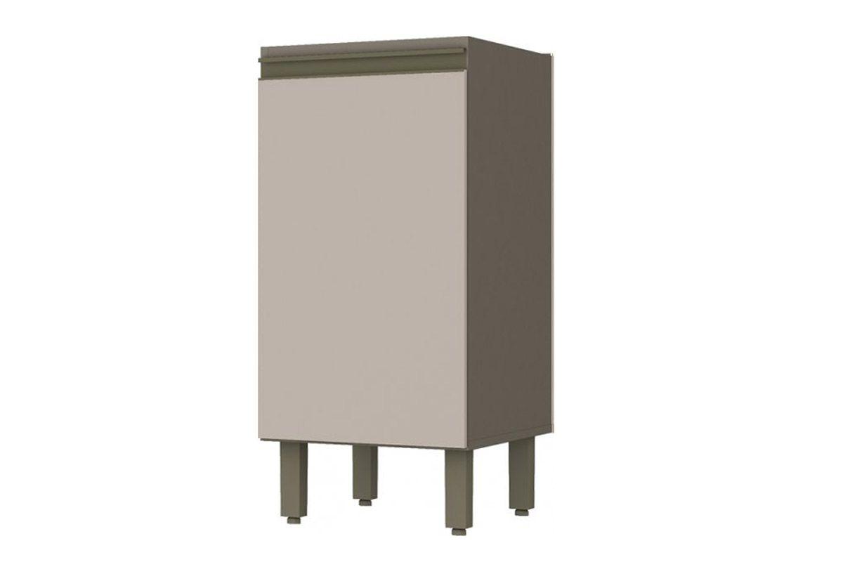 Balcão de Cozinha Henn Connect 1 Porta 35cm s/ Tampo
