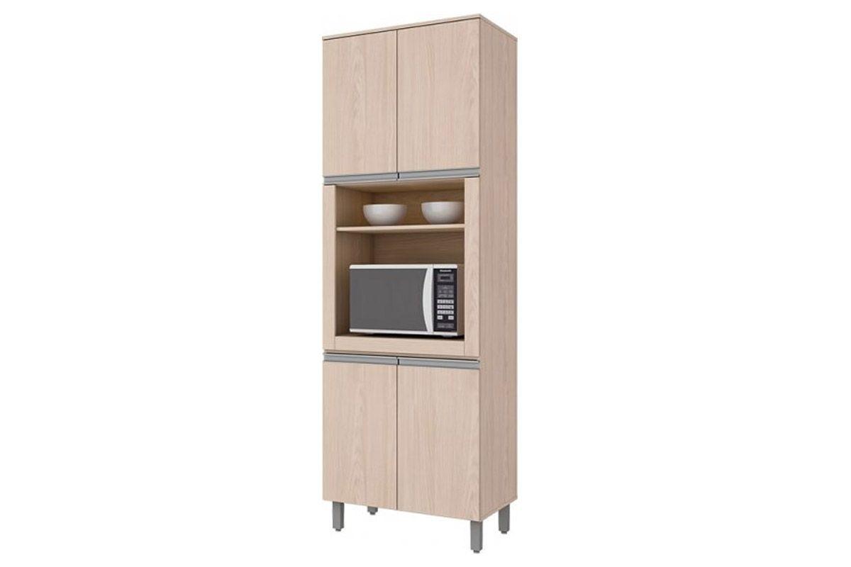 Armario Torre Quente de Cozinha Henn Connect c/ 1 Forno 71,5cmCor Fendi HP
