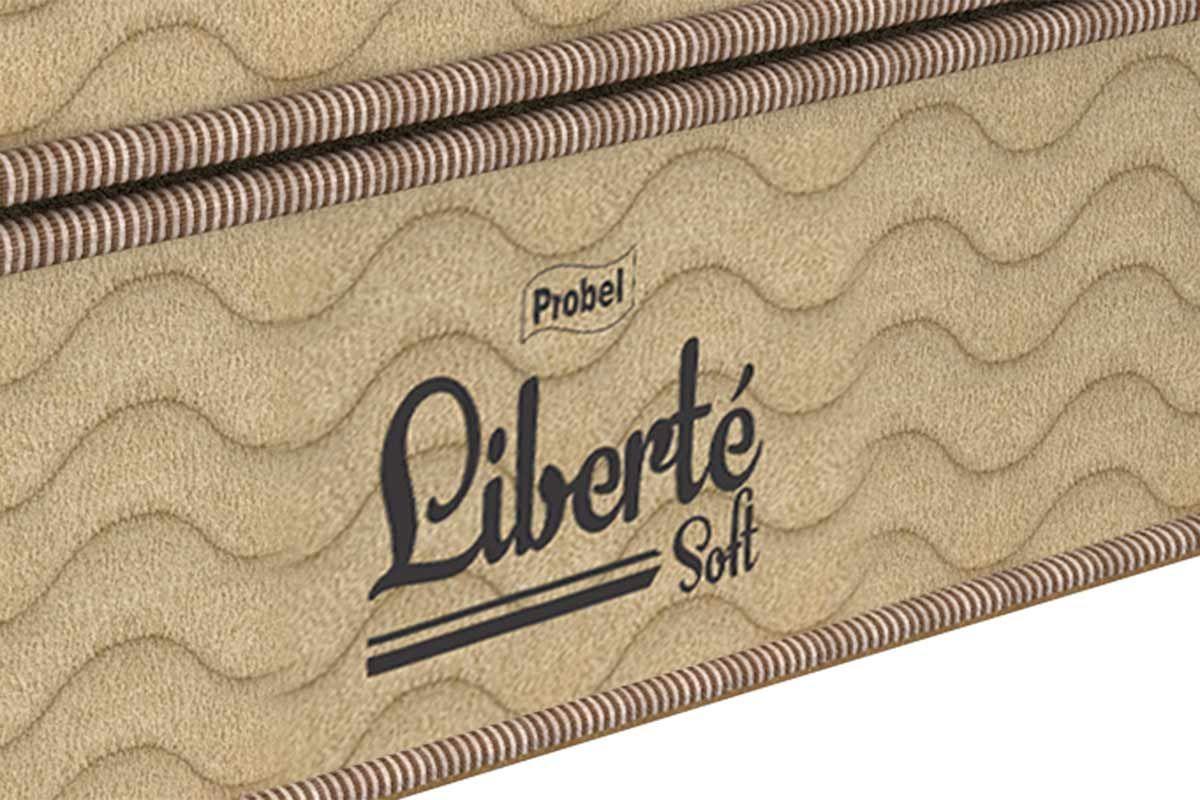 Colchão Probel de Mola Pocket Liberté Soft