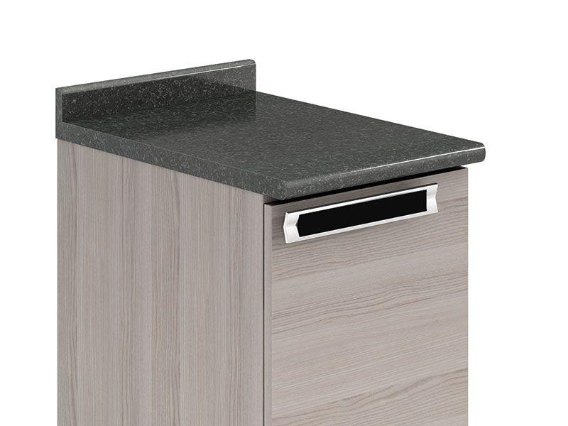Gabinete de Cozinha Itatiaia Jazz Madeira 01 Porta 35cm