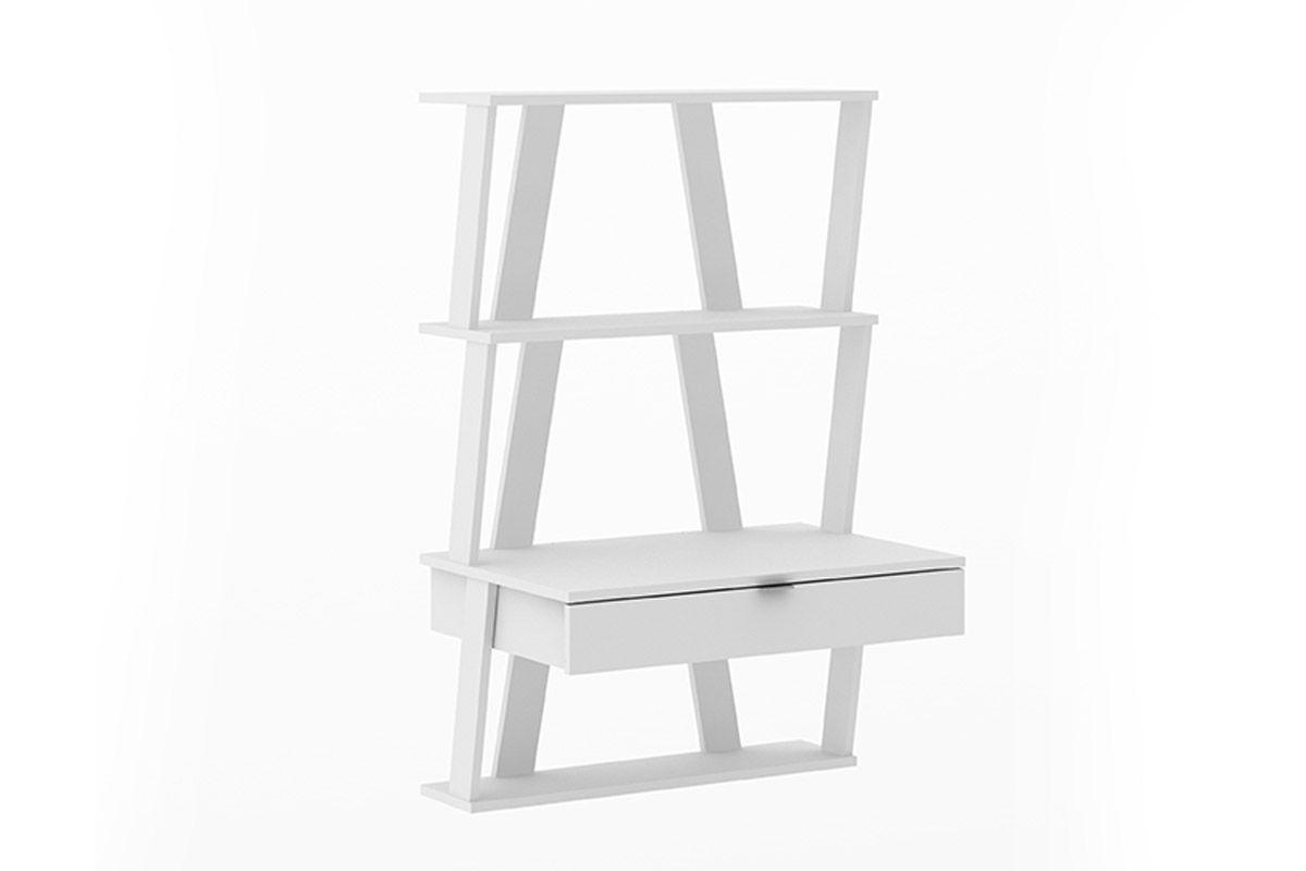Estante/Livreiro Escritório Tecno Mobili AZ1004Cor Branco