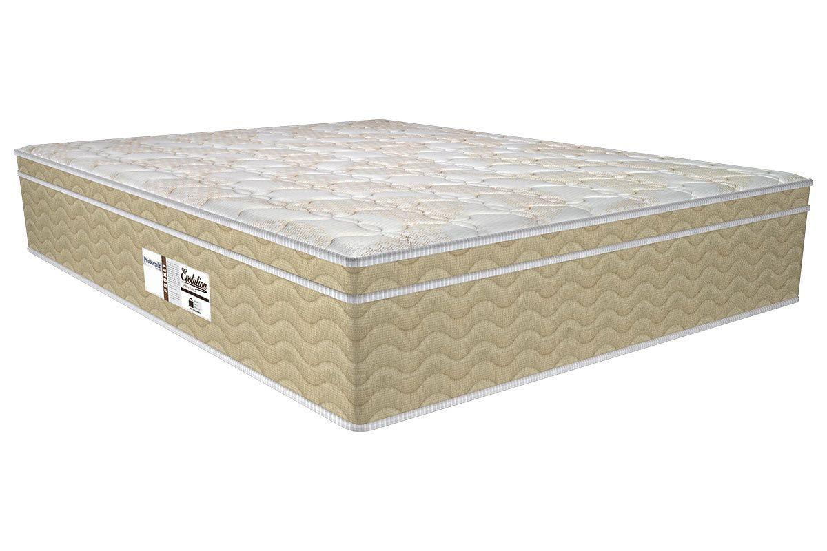 Colchão Probel de Molas Pocket ProDormir Evolution Euro PillowColchão King Size - 1,93x2,03x0,32 - Sem Cama Box