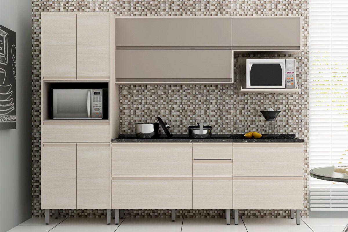 Cozinhas Itatiaia de Madeira Completas com Armário de Cozinha  #A97D22 1200x800