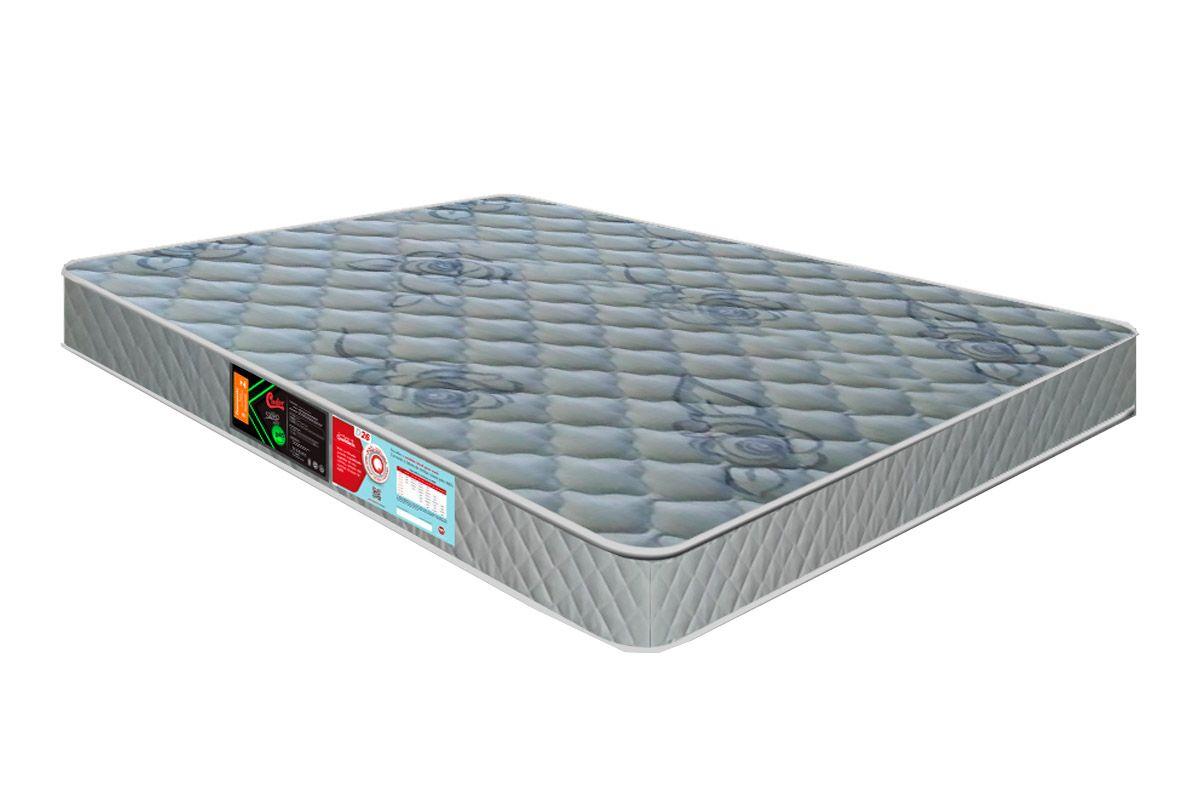 Colchão Castor Espuma D20 Sleep Max 15 cmColchão Casal - 1,28x1,88x0,15 - Sem Cama Box
