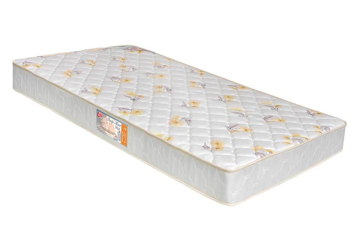 Colchão Castor Espuma D28 Sleep MaxColchão Solteiro - 0,88x1,88x0,25 - Sem Cama Box