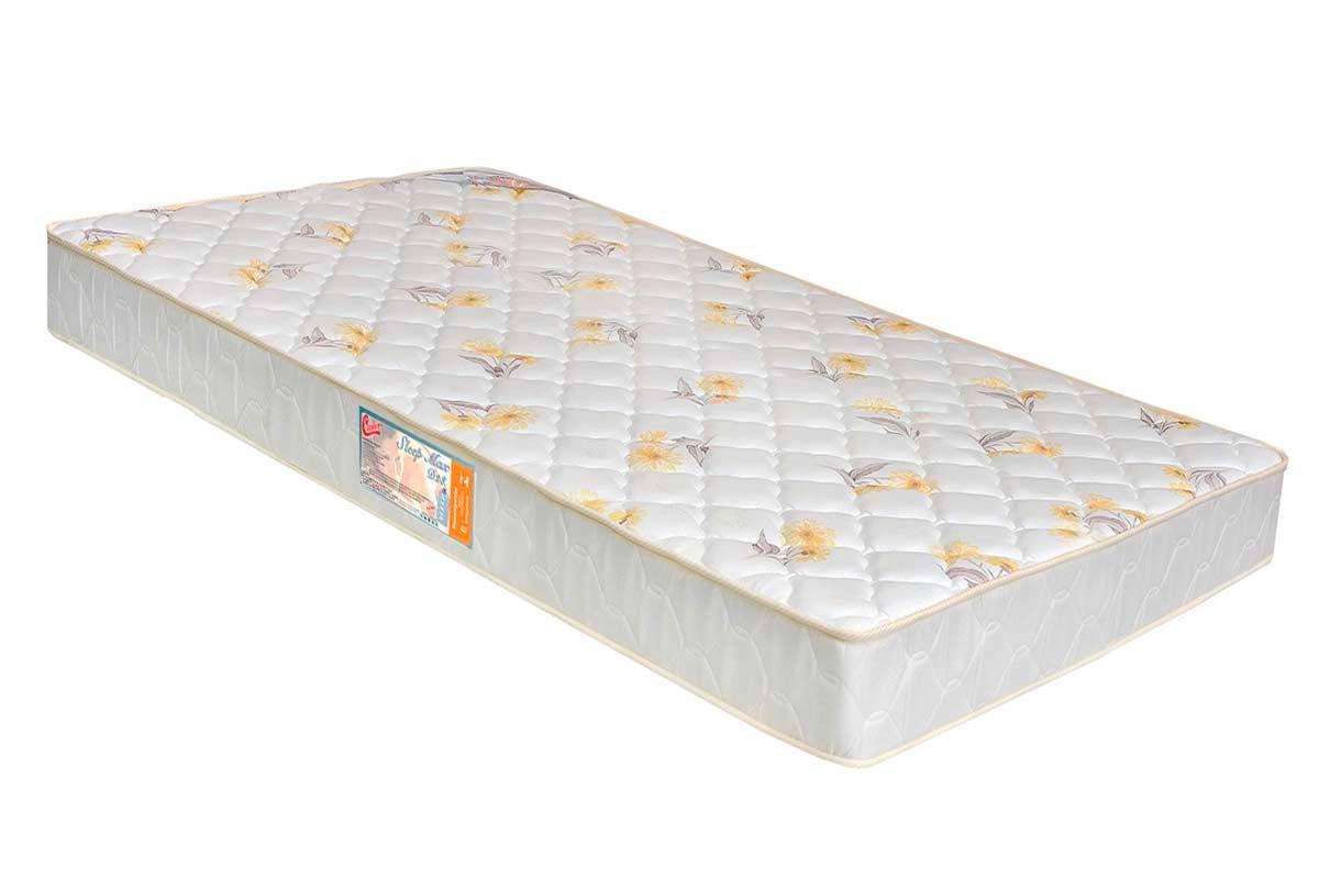 Colchão Castor Espuma D28 Sleep MaxColchão Solteiro - 0,78x1,88x0,25 - Sem Cama Box