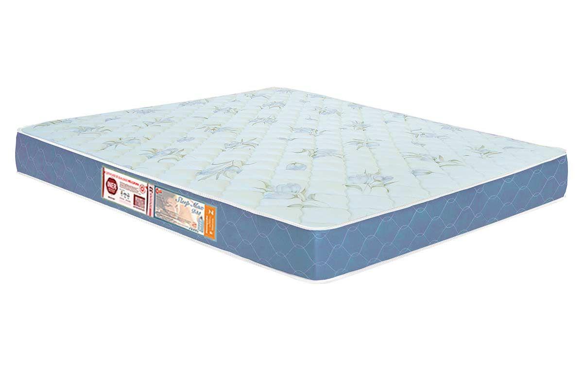 Colchão Castor D45 Sleep Max 18cmColchão Queen Size - 1,58x1,98x0,18 - Sem Cama Box