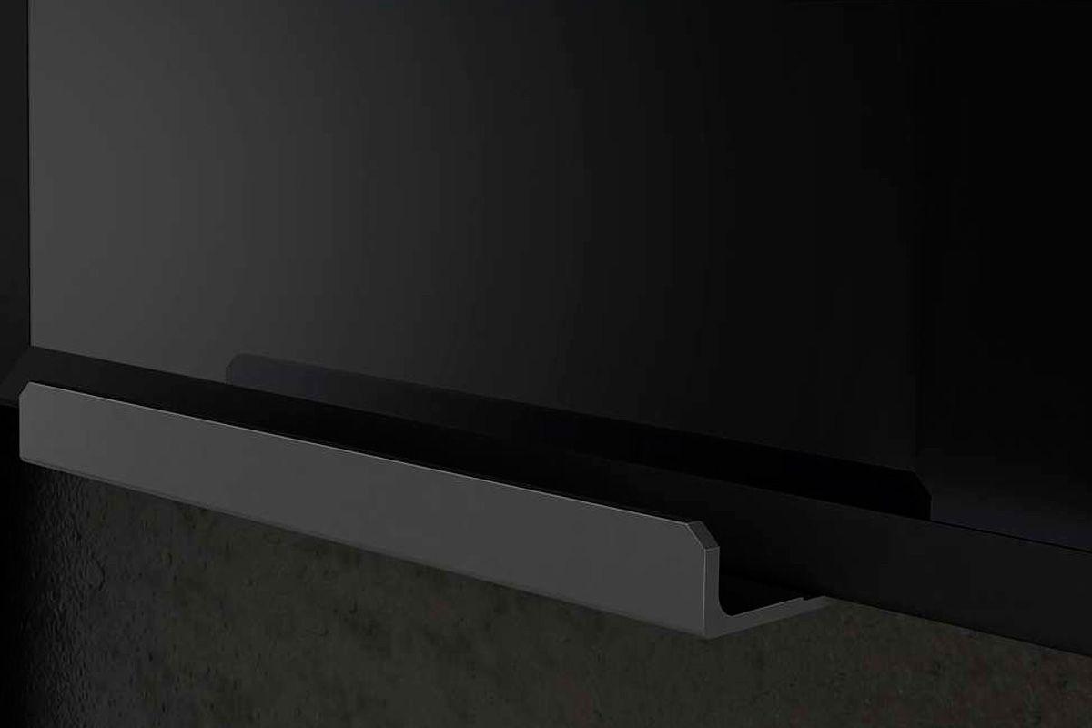 Armário de Cozinha Itatiaia Exclusive Aéreo Aço ARM 3PT VD ALTO 120 c/ 3 Portas de Vidro