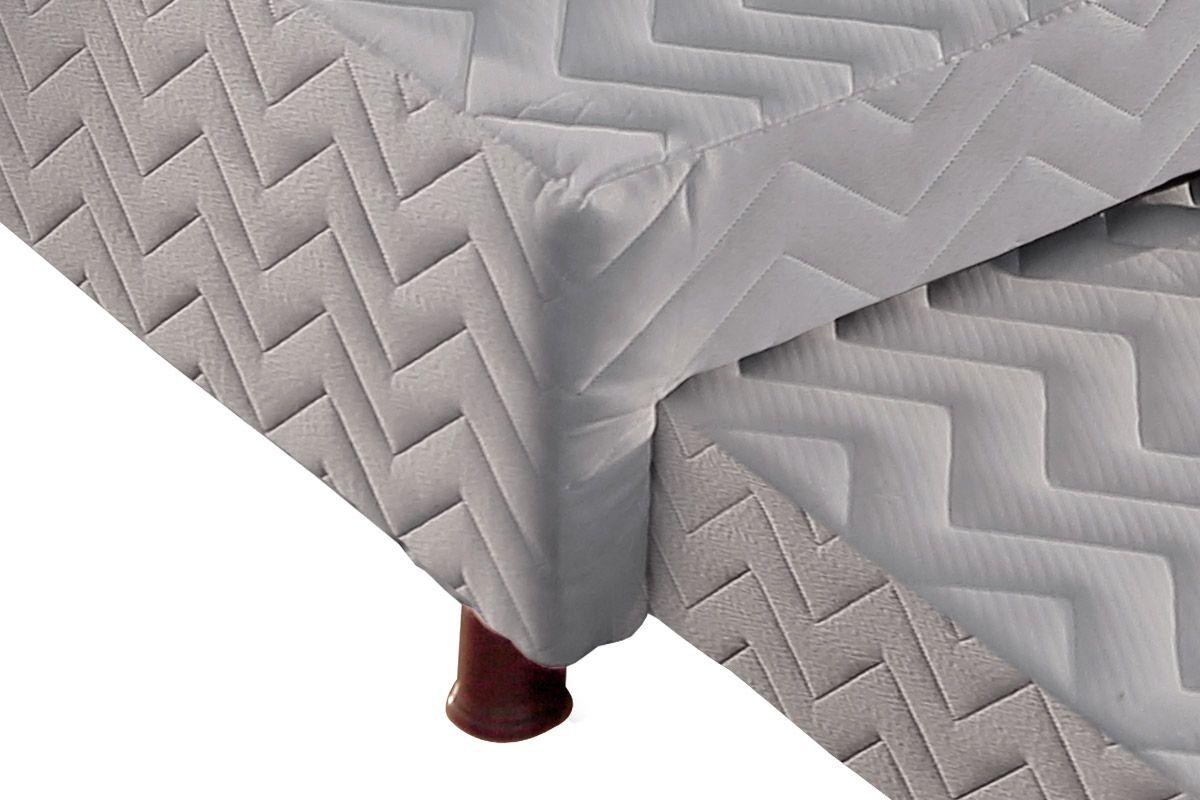 Tricama Box Paropas c/ 2 Camas Auxiliares D28 Branco