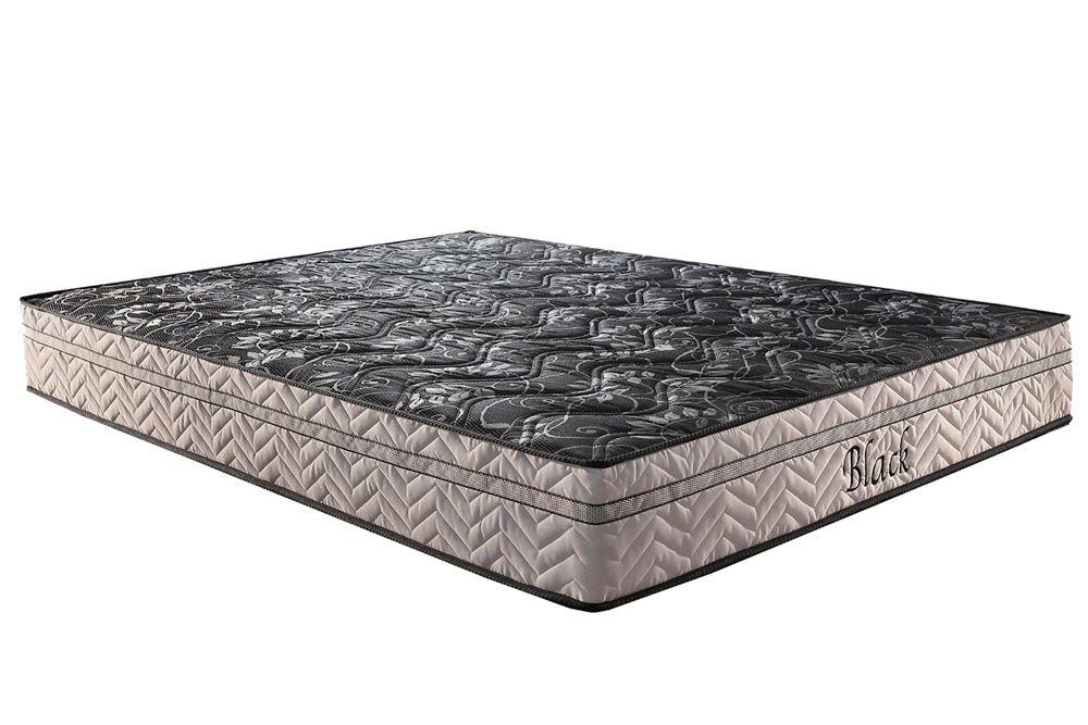 Colchão Paropas de Molas Extrapedic BlackColchão Queen Size - 1,58x1,98x0,28 - Sem Cama Box
