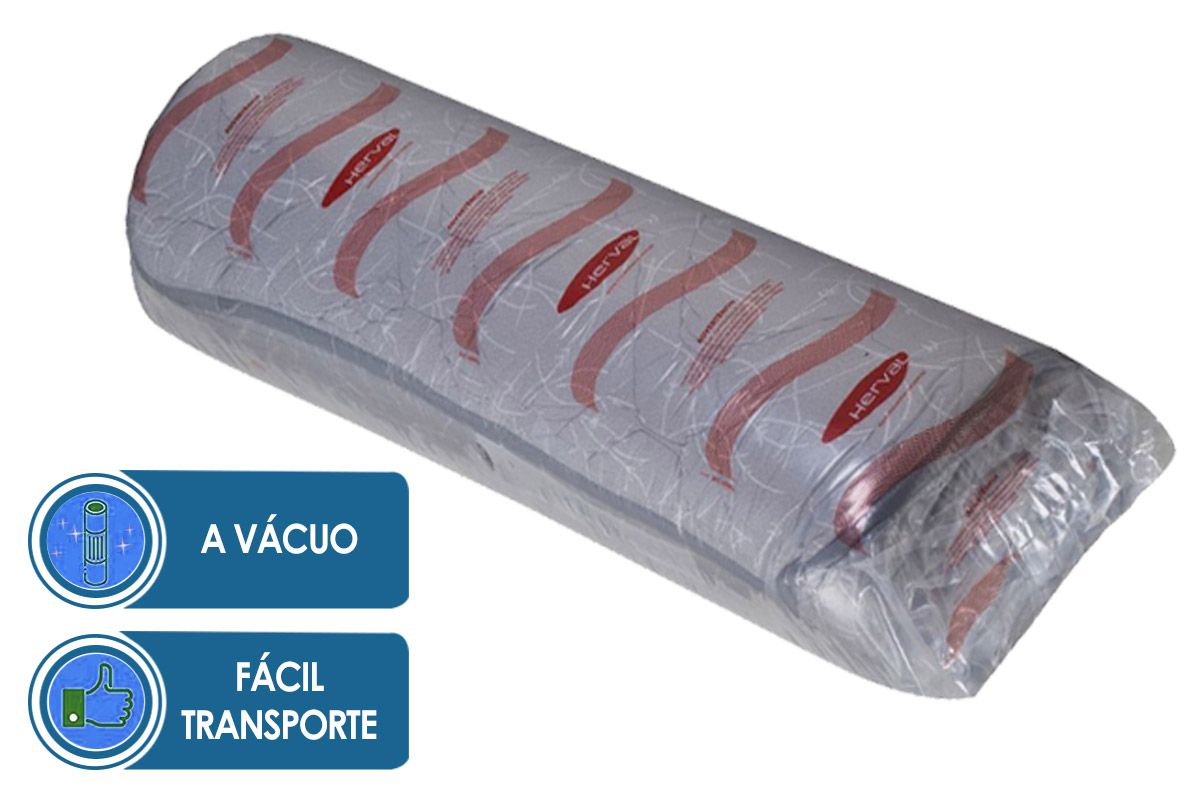 Colchão Herval Espuma D28 Hiper Resistente (C1428)