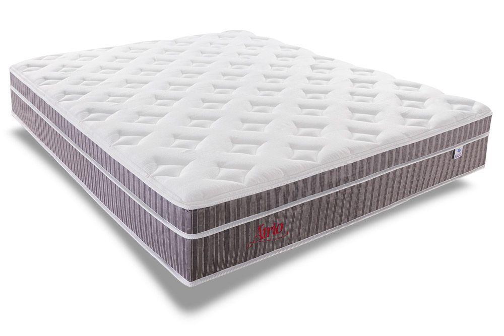 Colchão Sealy Molas Superlastic ÁtrioColchão King Size - 1,93x2,03x0,30 - Sem Cama Box
