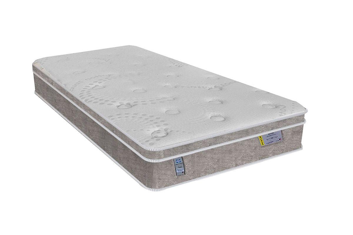 Colchão Sealy Pocket MiamiColchão Solteiro - 0,88x1,88x0,26 - Sem Cama Box