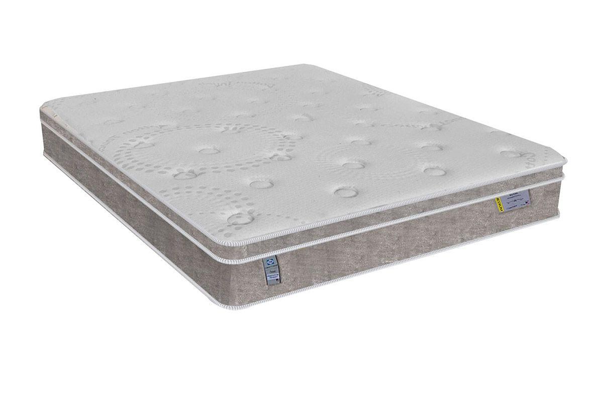 Colchão Sealy Pocket MiamiColchão Queen Size - 1,58x1,98x0,26 - Sem Cama Box